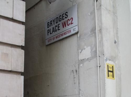 Brydges Place