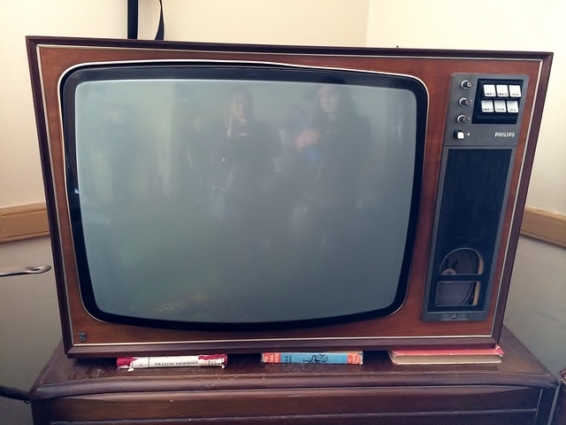 television from the 70s